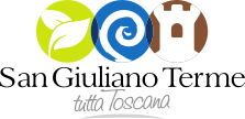 San Giuliano Terme in Toscana